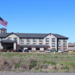 Best Western Motel, Ellensburg, Wa.