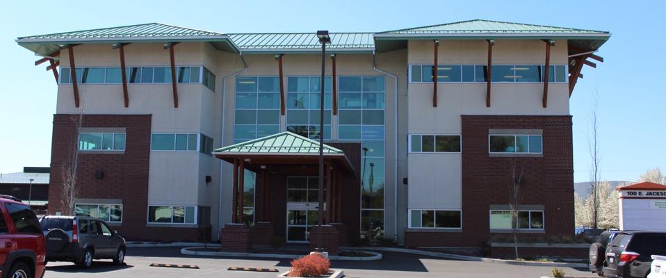 Medical Office Building, Ellensburg, Wa.Slider