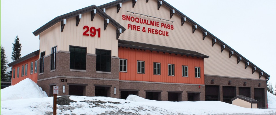 Snoqualmie Pass Fire & Rescue, Snoqualmie PassSlider