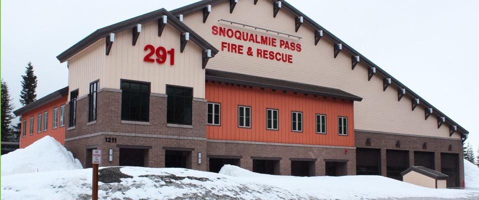 Snoqualmie Pass Fire & Rescue, Snoqualmie PassSlider